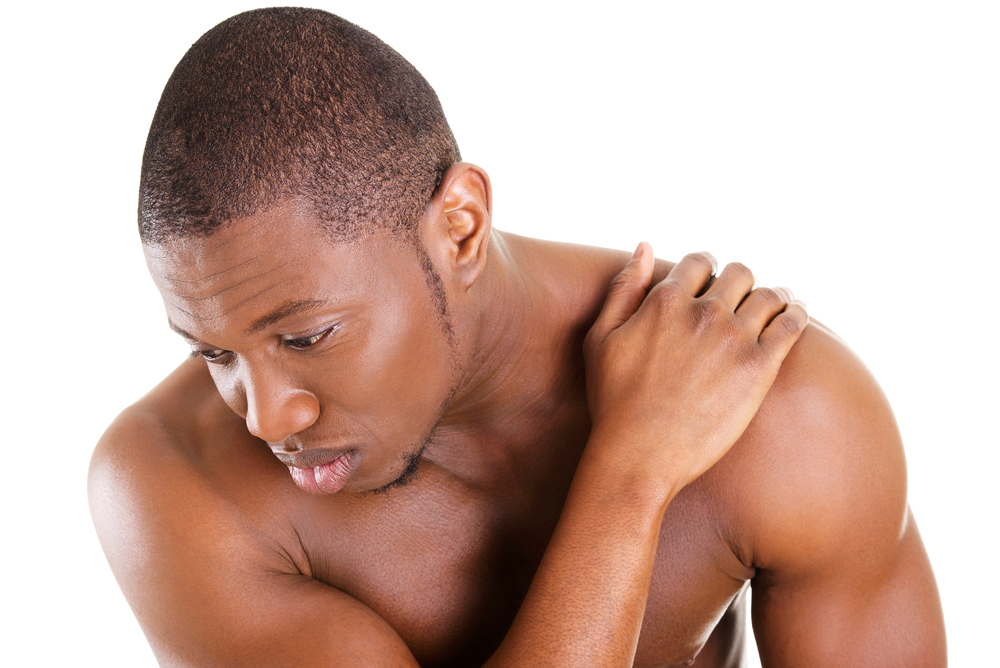 shoulder pain treatment from our savannah chiropractor